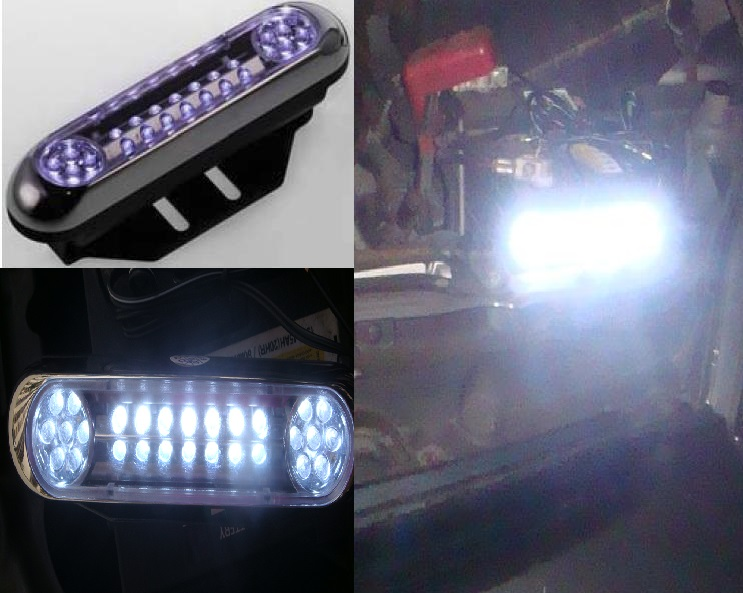 28 LED Daytime Running Light