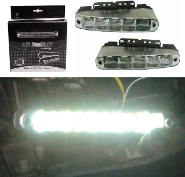5 LED High Power Daytime Running Light