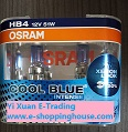 Osram Cool Blue Intense HB4 Halogen Bulbs