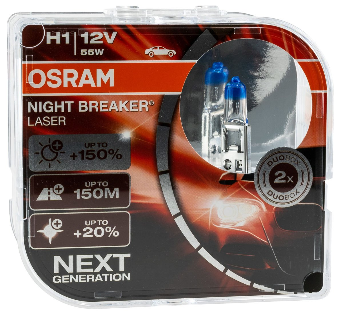 Osram Night Breaker Laser H1