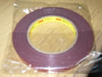 3M Heavy Duty Automotive Foam Tape 12mm x 10meter