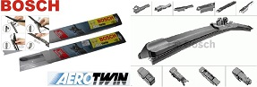 New Bosch Aerotwin AP-series Wiper (PAIR) (Conti Adapter)