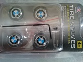 BMW Anti-theft Valve Cap Set
