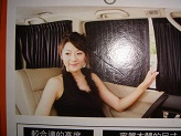 Car Life MPV/SUV S Size Curtain for 2nd Row