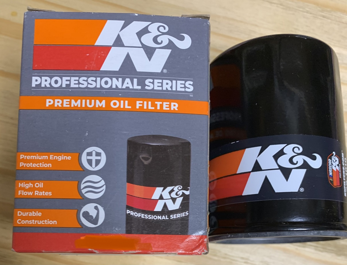 K&N Professional Series Oil Filter PS-1010 (Honda)