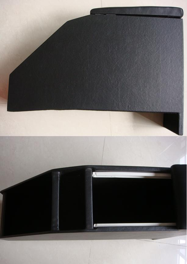 Toyota Wish 2003-2008 Black Console Box (Tall)