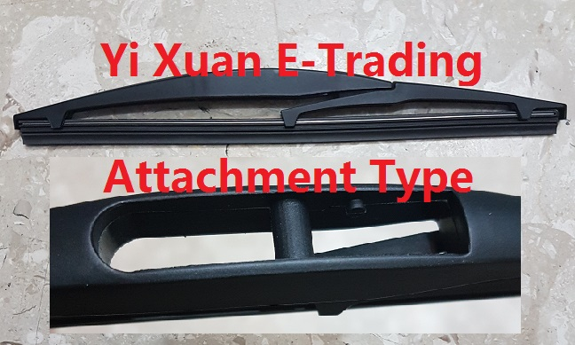 "Honda Vezel 10"" Rear Wiper"