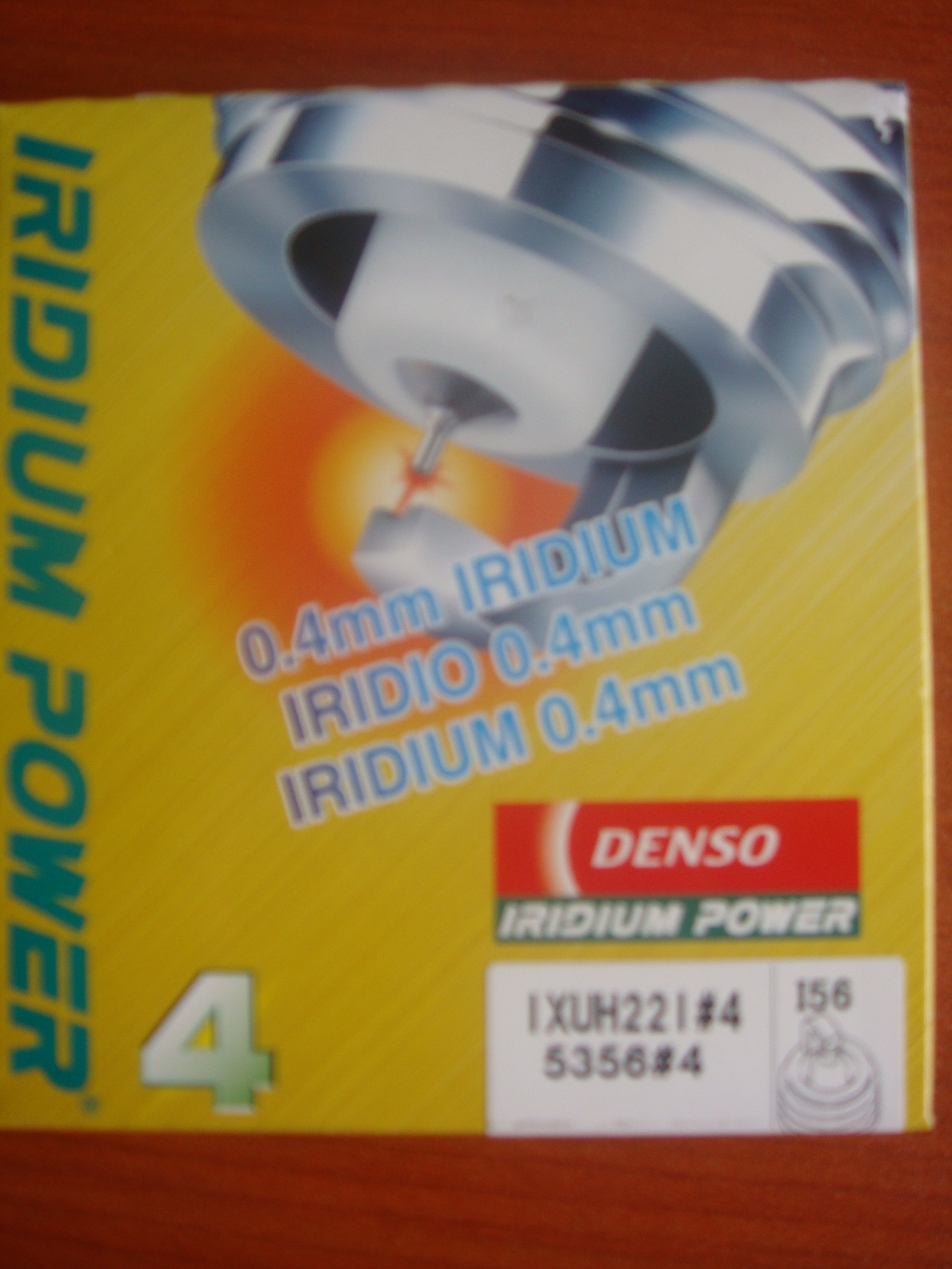 Denso Iridium Power IXUH22i