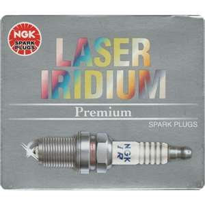 Honda City 2009-on NGK Laser Iridium Spark Plug