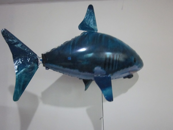 Remote Control Flying Shark (Toy)