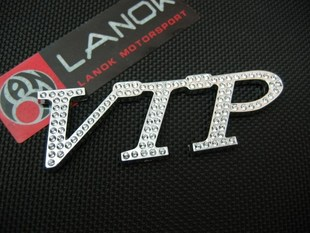 VIP Emblem (Crystal Look)