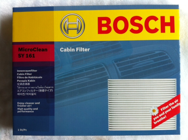 Coupe Bosch Standard Aircon Filter