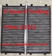 BMW X5 E70/F15/F85 Carbon Aircon Filter Set