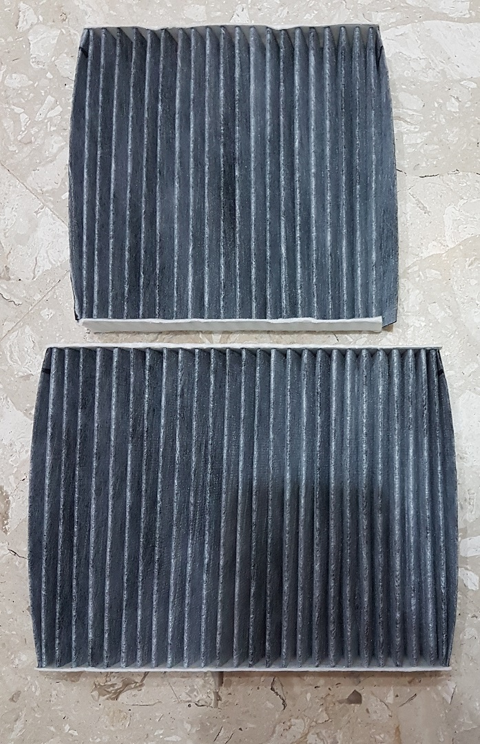 C4 Cactus 2009-on Carbon Aircon Filter