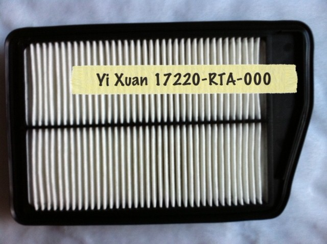 Stepwagon 2005-2009 Air Filter (Japan)
