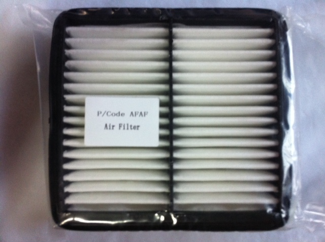 Elantra HD 2006-on Air Filter