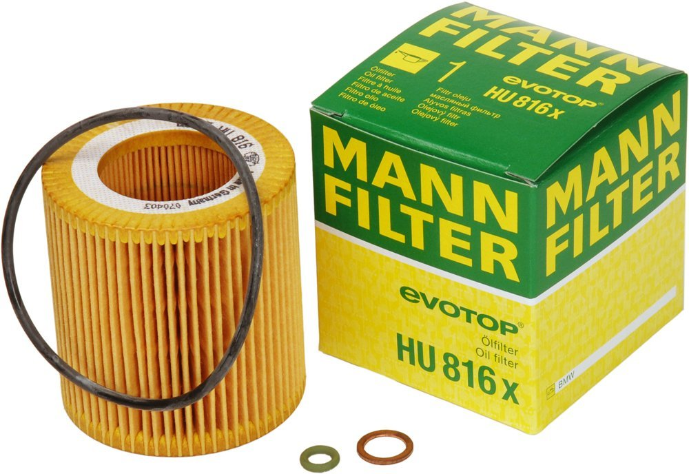 Mann Oil Filter HU816x for BMW