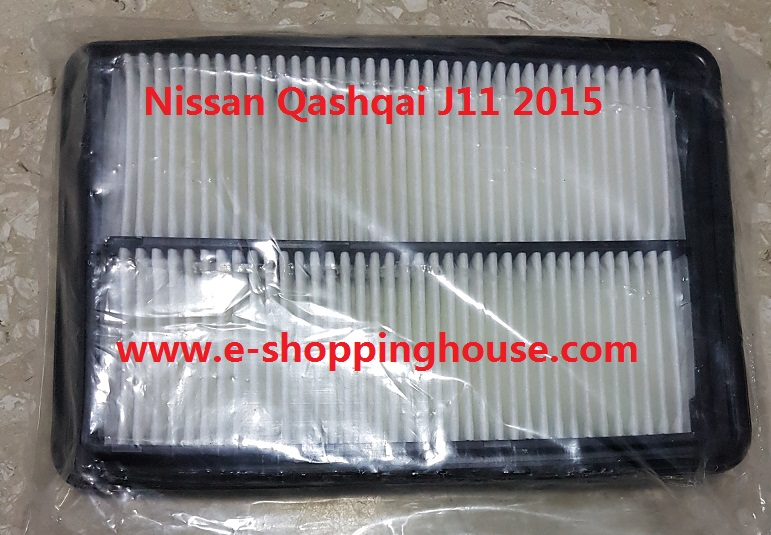 Qashqai J11 2013-on Air Filter
