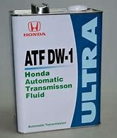 Honda Ultra ATF DW-1 Japan 4L