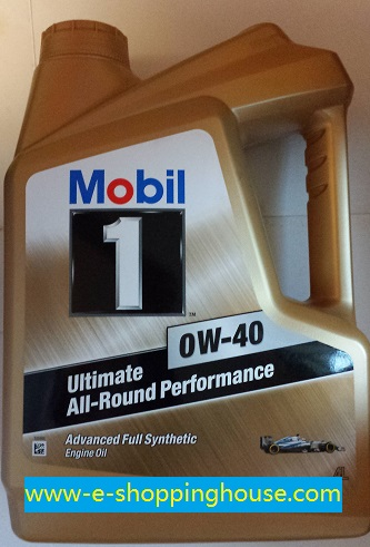 Mobil 1 0w-40 Fully Synthetic