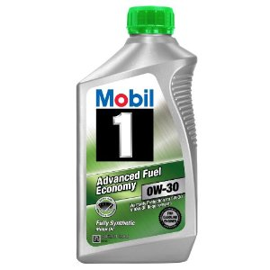 Mobil 1 Advanced Fuel Economy 0w-30 1qt