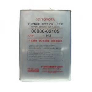Toyota CVT TC Fluid