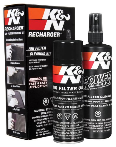 K&N Recharger Kit 99-5000 - Aerosol Kit